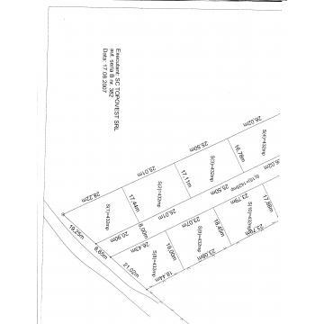 Schimb teren in Cluj cu buldoescavator si defect