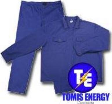 Salopeta lucru de la Sc Tomis Energy Srl