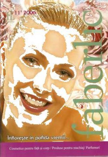 Cosmetice Faberlic de la PFA Butnaru