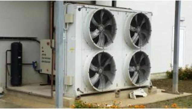 Instalatii frigorifice industriale de la Interfrig Ploiesti