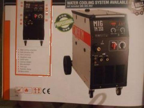 Aparat sudura semiautomat cu sarma Mig Mag TM 350 de la Sudofim Serv Srl