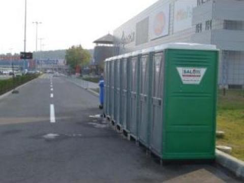 Toalete ecologice mobile - detergent toalete ecologice de la Saloti Srl