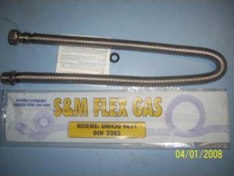 Racord extensibil gaz 500 - 1000 , 1/2 de la Sc Danco Prest