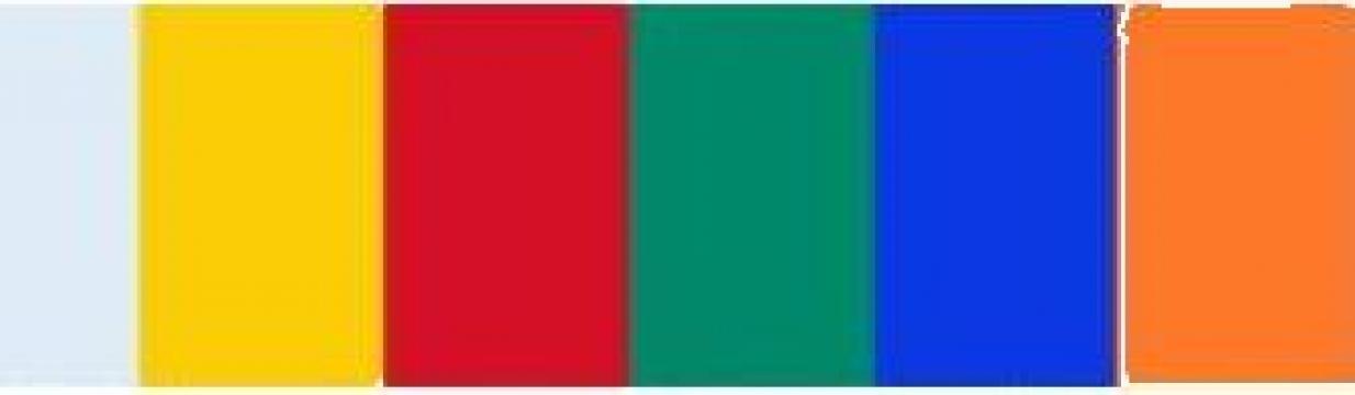 Banda reflectorizanta textila diverse culori de la Rad Print Srl