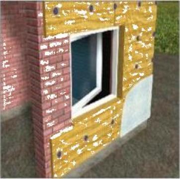 Izolatii cu fibra perpendiculara pentru pereti exteriori de la General Prodcom Impex