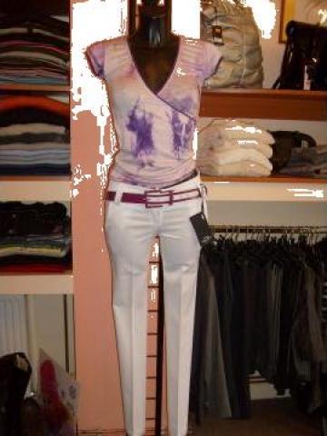 Pantalon casual primavara de la Sc Smart Colection Srl