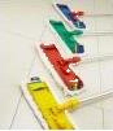 Mop liniar pliabil ultrarapid King Speedy de la Tehnic Clean System