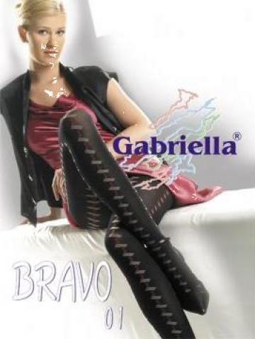 Ciorapi cu model de la Dante Com Cosmetics