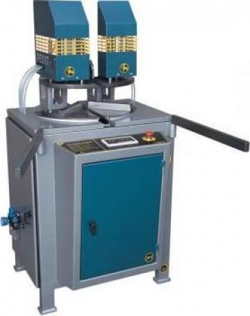 Masina de Lipit Profile PVC - Utilaje Tamplarie
