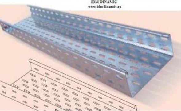 Jgheab metalic (toate dimensiunile) de la Idm Dinamic Srl