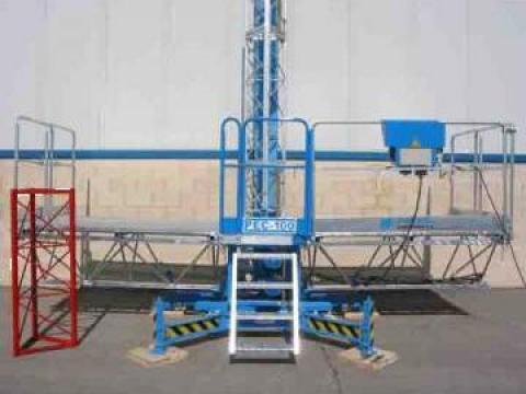 Inchiriere schela autoridicatoare lungime 5.020 mm de la Azzurra Piattaforme