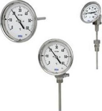 Termometre cu bimetal, serii industriale de la Paldo Group International Sa