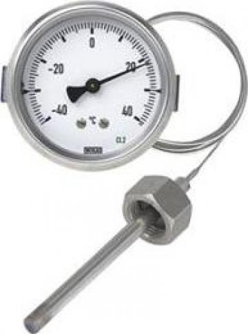 Termometru cu capilar, din Inox de la Paldo Group International Sa