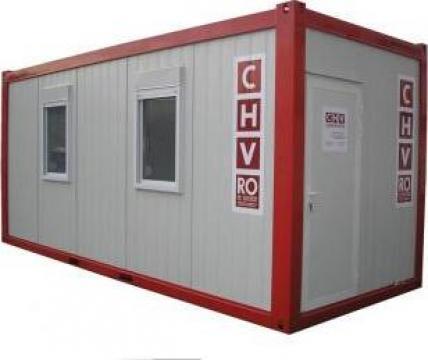Container modular organizare santier de la Chv Container Ro