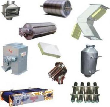 Separatoare magnetice de la Plastic Systems Srl