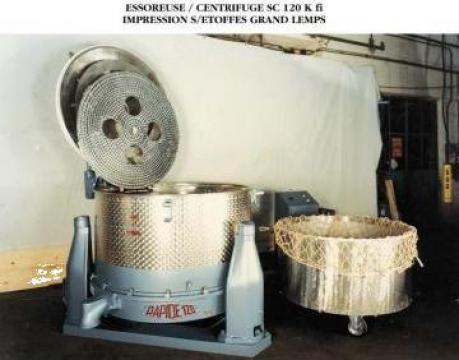 Centrifuge hidro - extractoare pentru textile de la Artem Group Trade & Consult Srl