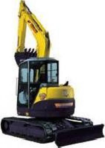 Excavator mediu 6-10 t de la Paldo Group International Sa
