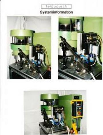 Robot automat de la Sanduro Automatizari