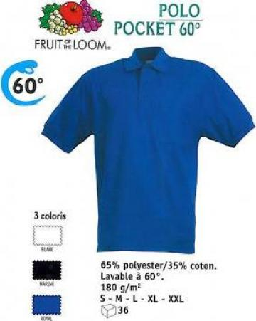 Tricouri promotionale polo 01