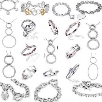 Bijuterii argint si placate cu aur 18k de la S.c. Deami Star S.r.l.