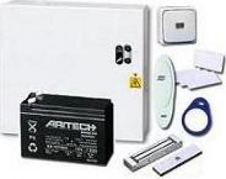 Sistem de control acces - kit 1 usa de la Vector Systems