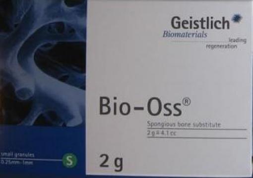 Granule de Bio-Oss doua gr substitut osos bovin