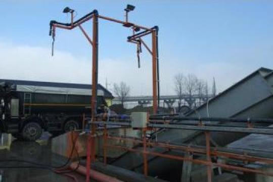 Reciclator beton Csl 5.5
