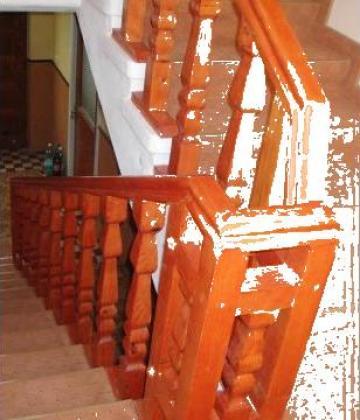 Balustrada scara de la Vriscon Prod S.r.l.