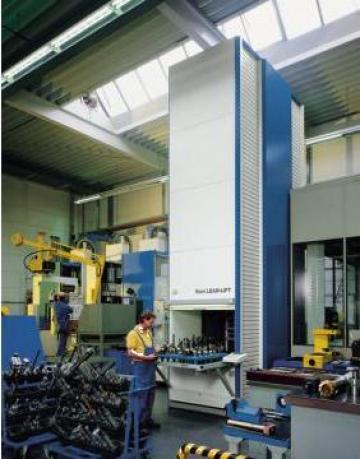 Depozite automate Haenel Lean-Lift de la Elmas