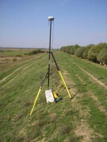 Servicii topografie - Masuratori GPS