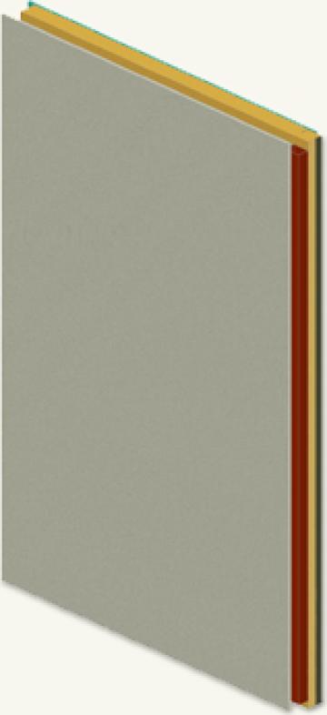 Panouri prefabricate termoizolante pentru constructii de la Marketer M.g.