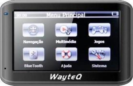 Gps auto Wayteq Bluetooth X820 BT de la S.c. Santom Classic S.r.l.