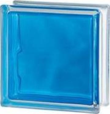 Caramida de sticla colorata prin injectare BB de la Geo & Vlad Com Srl