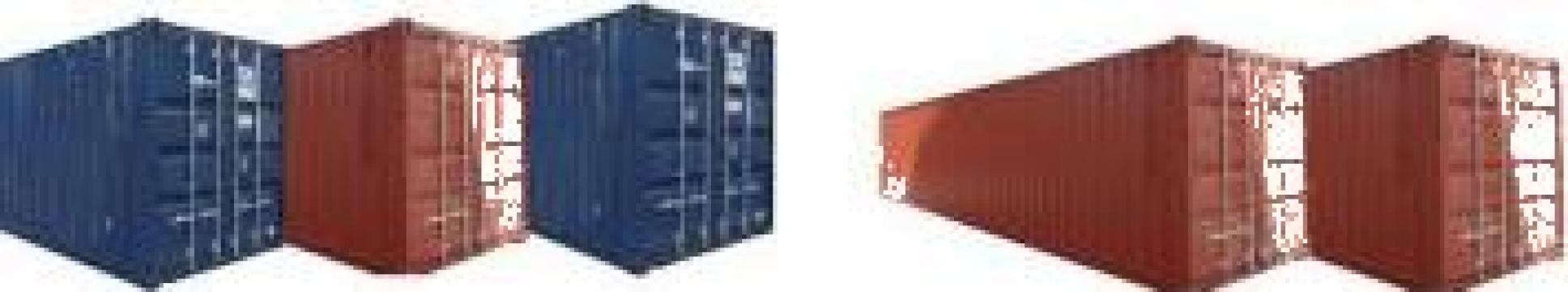 Containere maritime pentru depozitare de la Containere-maritime