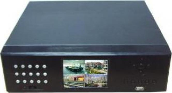 Inregistrator video cu monitor