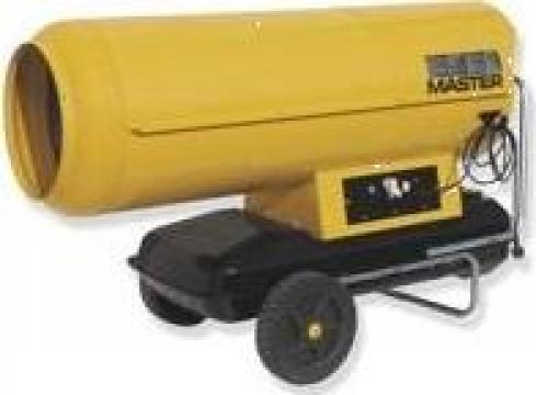 Incalzitor cu motorina cu ardere directa B 35CED