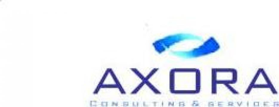 Piatra sparta si cribluri de cariera de la Axora Consulting & Services