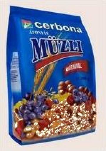 Cereale Musli