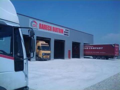 Servicii reparatii, service camioane de la Bareca Biatrim Sl