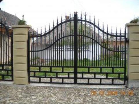 Gard exterior de la Alexdor Impex Srl