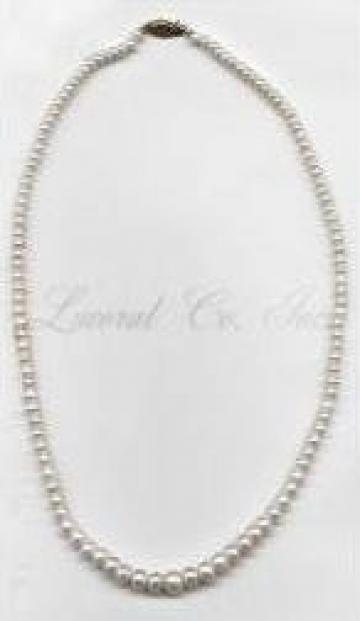 Colier perle gradual de la Sc H'Art Design Srl