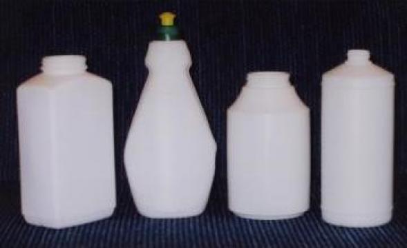 Flacoane plastic de la Vanmar Impex Srl