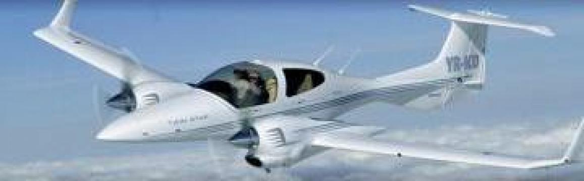 Inchirieri avioane, Air Taxi, sejururi de la Romintercom Srl