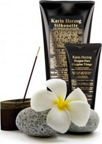Crema anticelulitica Karin Herzog Silhouette de la Karin Herzog Oxygen Spa