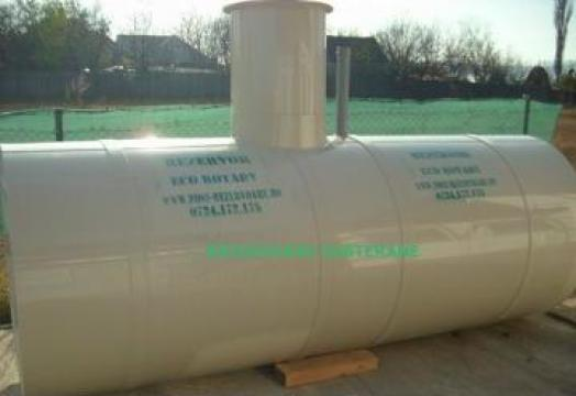 Rezervor apa de ploaie 2000 litri subteran