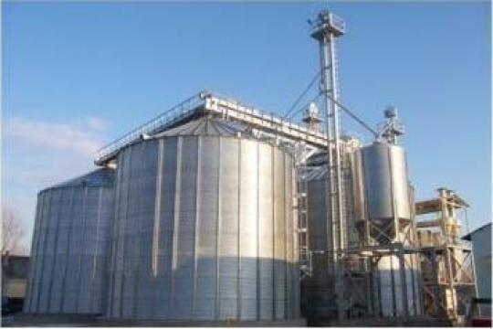 Silozuri pentru depozitare cereale