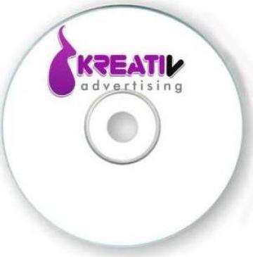 CD prezentare de la Kreativ Advertising