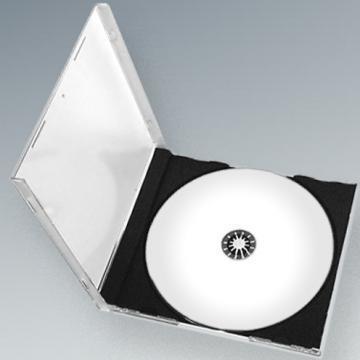 Carcasa CD - Negru de la Top Production Srl