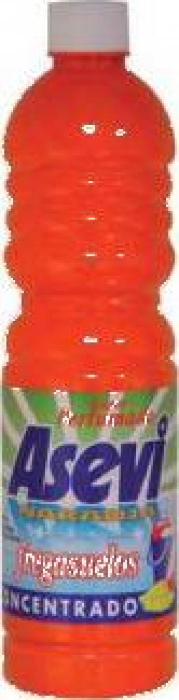 Detergent portocala pentru pardoseli Asevi de la Sc Steak House Srl