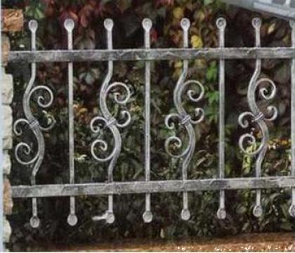 Garduri din fier forjat